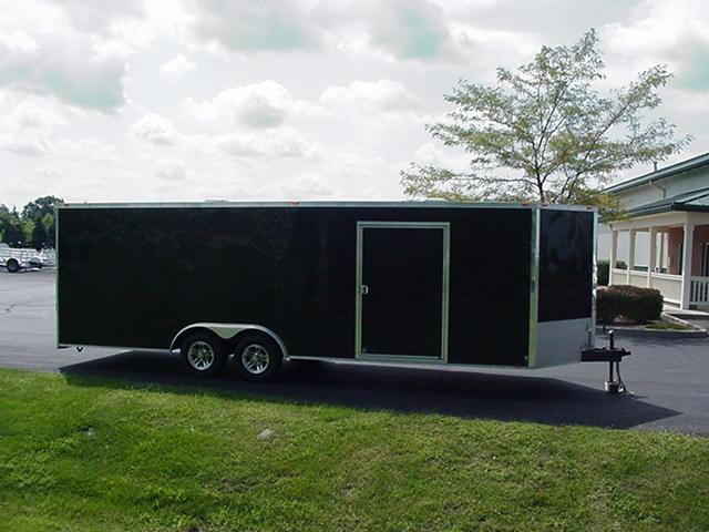 2016 Vintage Trailers CH824 Car / Racing Trailer w/ Finished Interior