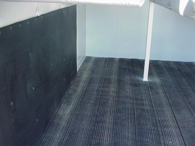 Hawk  Custom Standard 2H BP  Straight Load-Dress Room-Ramp-Rumber Floor