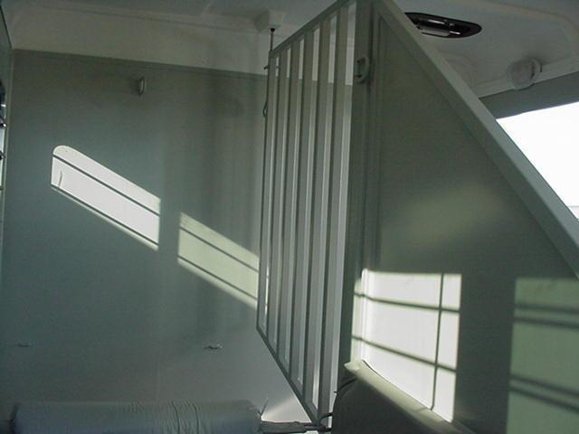 Hawk Elite Classic 2H Warmblood Size Straight Load - Dress/Tack Room - Ramp Behind Doors- Rumber Floor
