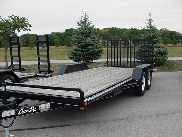 Dump / Equipment Trailers | Northside Trailer Sales | Zionsville ...