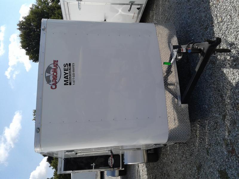 2019 6x12 Forest River Inc. SS612SA Enclosed Cargo Trailer - Ramp Door (GVW:  2990)
