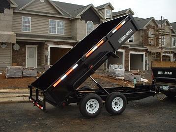 dump trailers dump utility cargo and flatbed trailers. Black Bedroom Furniture Sets. Home Design Ideas