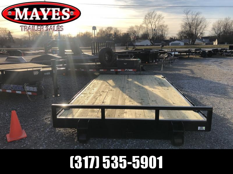 2019 96x14 PJ Trailers Roll Off Dump Deck - Deck Only