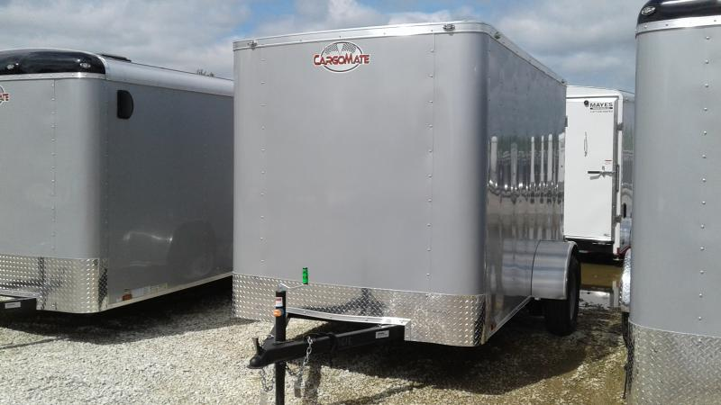 2020 6x10 SA Cargo Mate SS610SA Enclosed Cargo Trailer - Double Door - 6