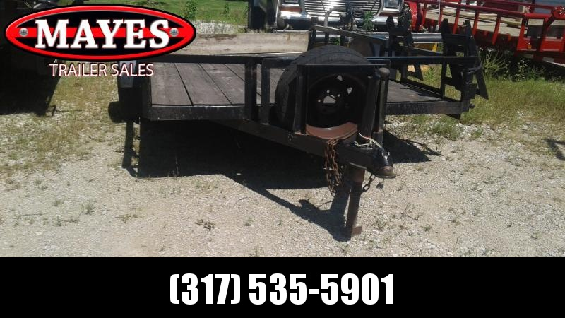 1995 Other US10 Utility Trailer