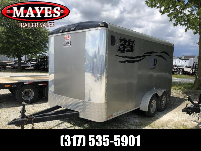 2013 Cargo Mate BL714TA2 Enclosed Cargo Trailer