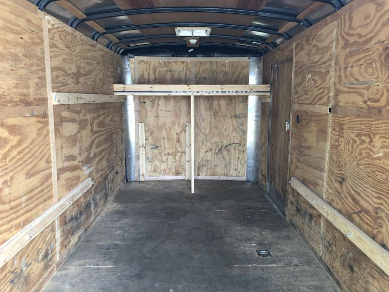 2013 Cargo Mate BL714TA2 Enclosed Cargo Trailer