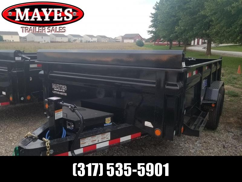 2019 83x16 Load Trail DT16 Dump Trailer - (Tarp Kit)(Split/Spreader Gate)(GVW: 14000)