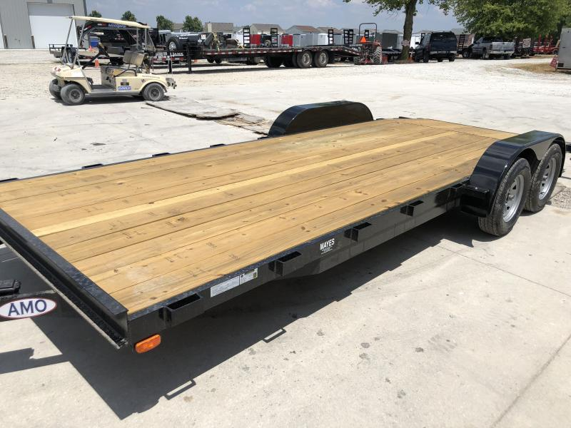 2019 82x20 American Manufacturing Operations (AMO) UT202 Utility Trailer