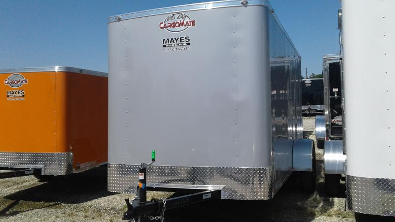 2020 Cargo Mate SS612SA Enclosed Cargo Trailer