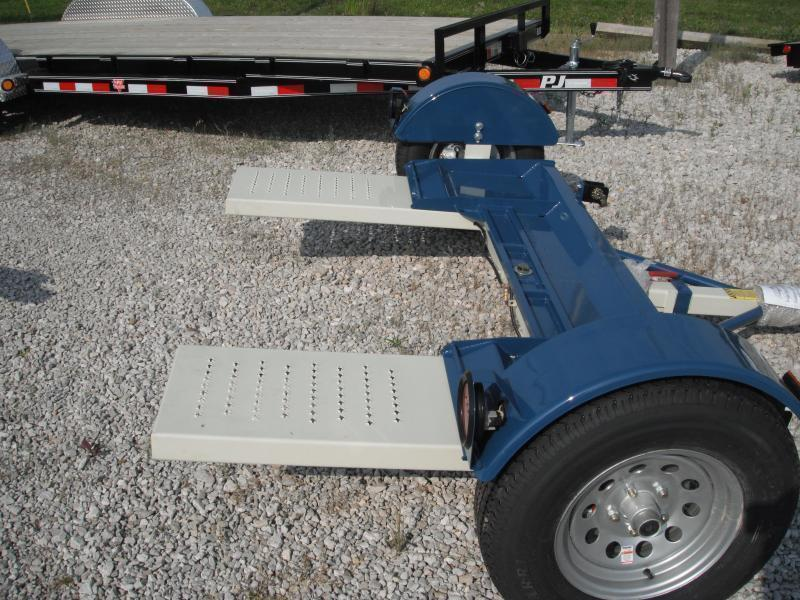 2019 Stehl Tow ST80TD Tow Dolly w/ Surge Brakes & Radial Tires
