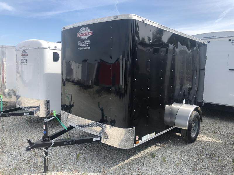 2020 6x10 SA Cargo Mate SS610SA Enclosed Cargo Trailer - Double Door - .030 Metal Upgrade - 6 Inch Additional Height (GVW:  2990)