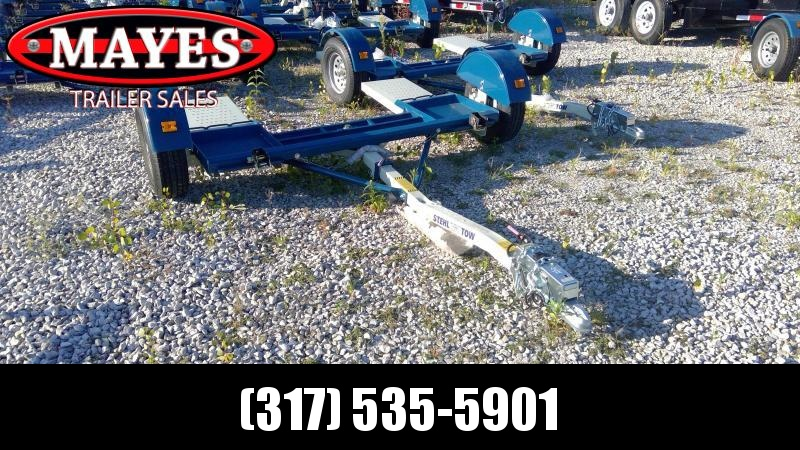 "2019 80"" Wide Stehl ST80TD Tow Dolly - Swivel Base - Surge Brakes (GVW:  2999)"