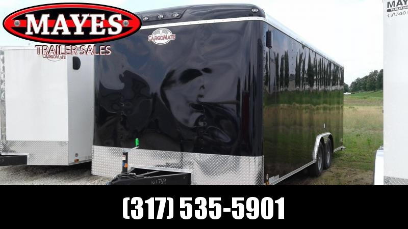 2020 102x20 TA Cargo Mate BL820TA2 Enclosed Cargo Trailer - Ramp Door (GVW:  7000)