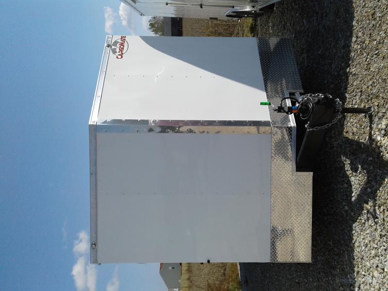 2019 102x22 Forest River Inc. EHW8.522TA2 Enclosed Cargo Trailer - Ramp (GVW:  7000)