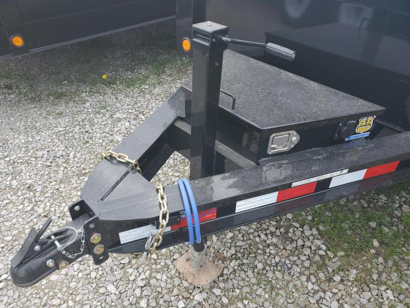 "2019 72""x12' TA Load Trail DT7212052 Dump Trailer-3-Way Gate - Scissor Hoist (GVW:  9990)"