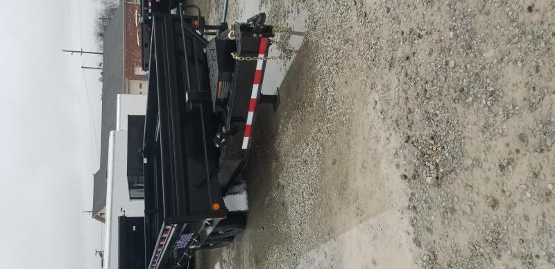 "2019 96x14 TA Load Trail DZ9614072 Dump Trailer - 18"" Fold Down Sides - 3-Way Gate (GVW:  14000)"