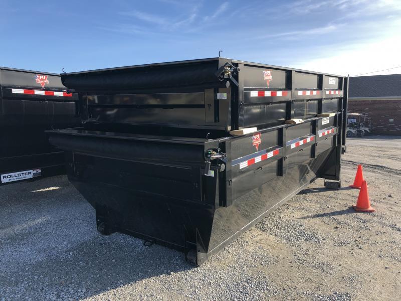 2019 83x14 PJ Trailers 83x14 Dump Bin - Roll Off Bin