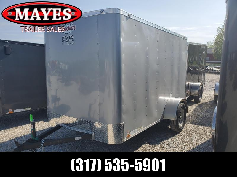 2020 Cargo Mate SS610SA Enclosed Cargo Trailer