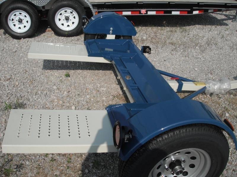 2019 Stehl Tow ST80TD Tow Dolly w/ Electric Brakes & Radial Tires