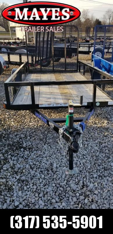 2018 5x10 Load Trail SA10 Utility Trailer - w/ 4' Fold-Gate (GVW: 2995)