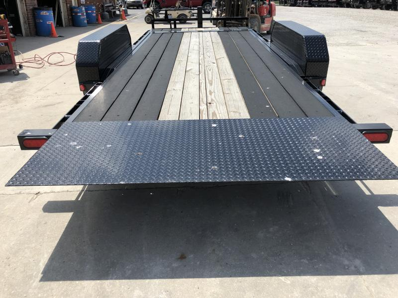 2019 83x18(2' Stationary+16' Tilt)  PJ Trailers 6