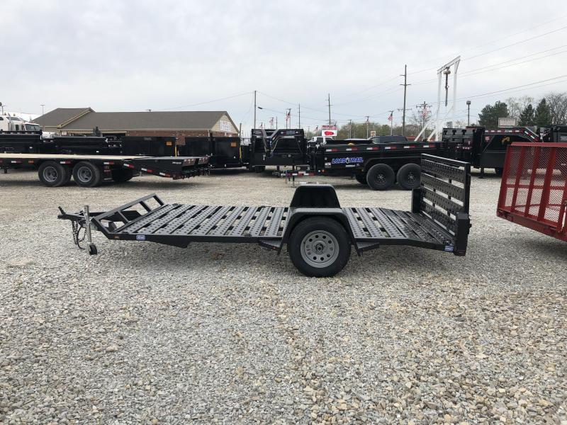 2019 82x13 Nation Tank and Trailer 10JG00030 Toy Hauler - (GVW: 2995)