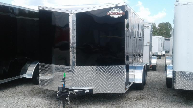 2020 Cargo Mate EHW714TA2 Enclosed Cargo Trailer