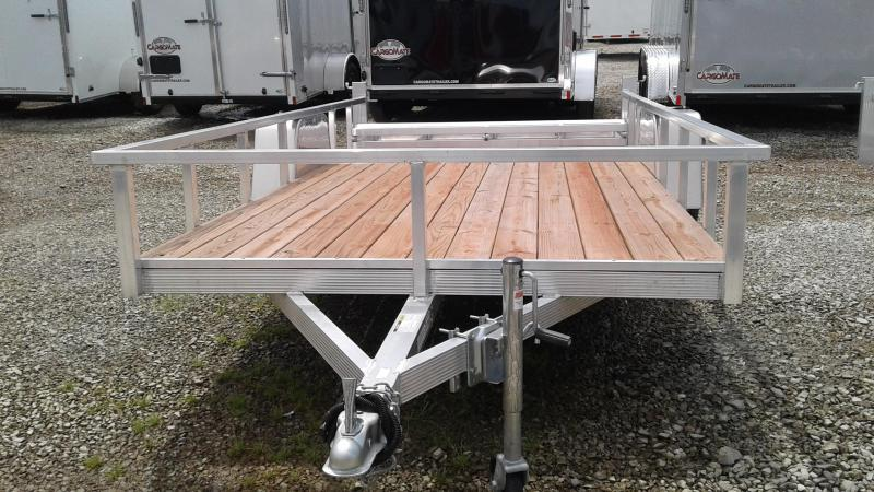 2018 6x12 Sport Haven AUT612 Utility Trailer - w/ 4' Bi-Fold Gate (GVW: 2990) in Ashburn, VA