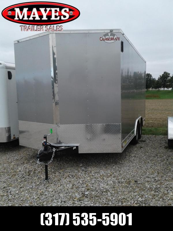 2019 102X16 Forest River Inc. EHW816TA3 Enclosed Cargo Trailer