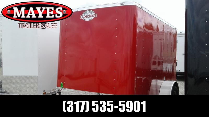 2020 Cargo Mate 6x10 SS610SA Enclosed Cargo Trailer