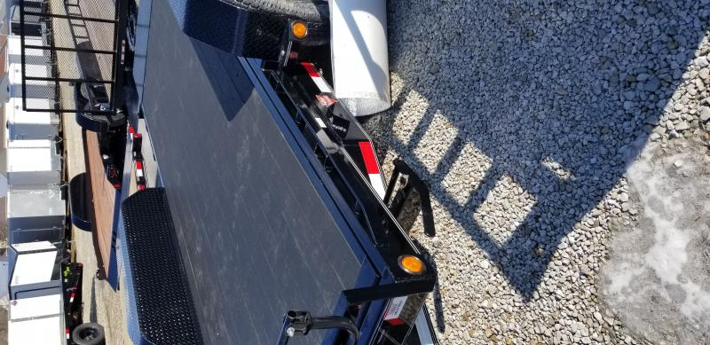 2019 83x16 Tilt PJ Trailers T6162 Equipment Trailer - Blackwood Pro Full Deck (GVW:  14000)