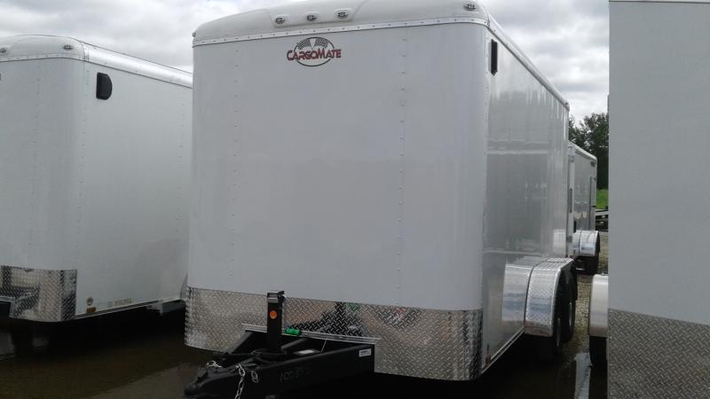 2020 Cargo Mate BL714TA2 Enclosed Cargo Trailer