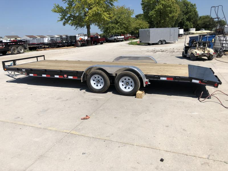 2020 PJ Trailers C5222 Car / Racing Trailer