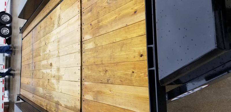 2019 82x20 American Manufacturing Operations (AMO) UG202 Equipment Trailer