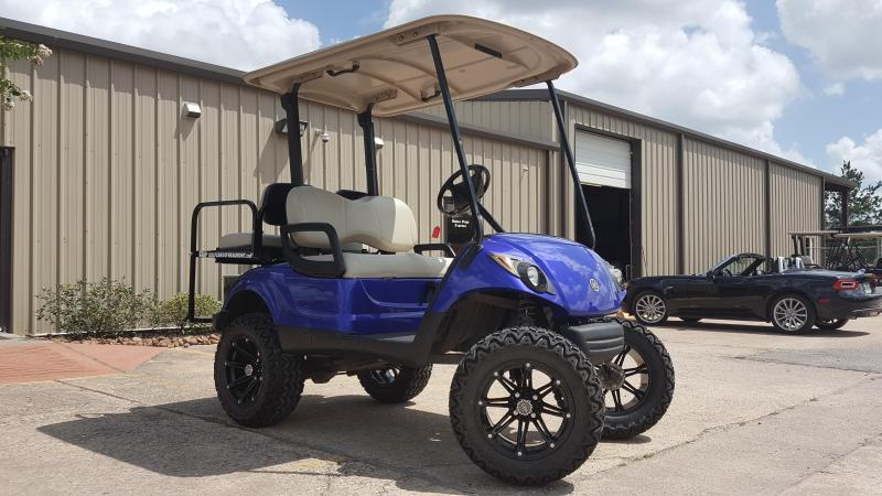 2015 48v Electric Yamaha Drive