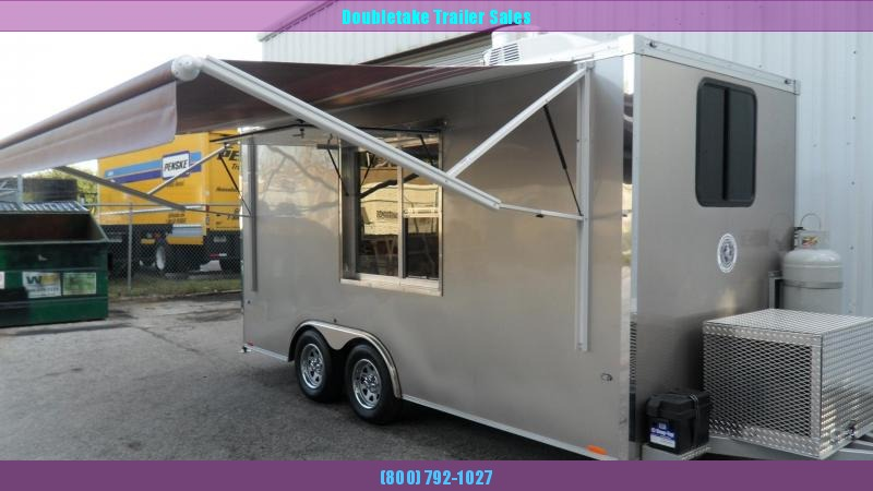 2019 Other 8.56X16C Vending / Concession Trailer