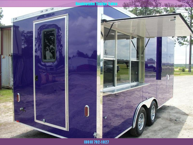 2020 Other 8.5X20C Vending / Concession Trailer
