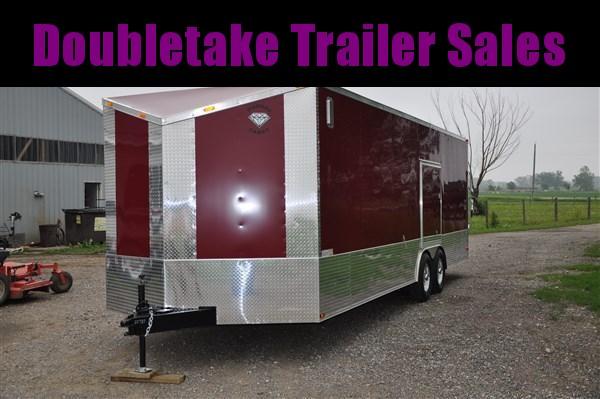 CUSTOM CAR HAULER Brandywine Trailer