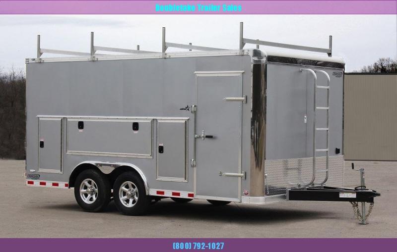2020 Bravo Trailers ST8516TA3 Enclosed Cargo Trailer