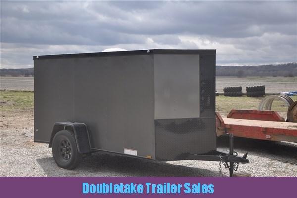 2018 Diamond Cargo 5 X 10 Enclosed Cargo Trailer