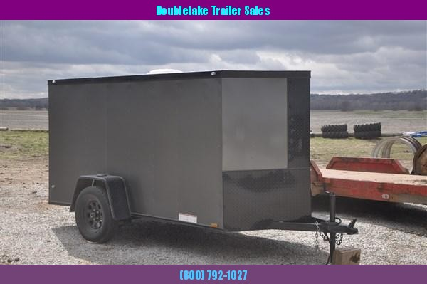 2018 Salvation 5 X 10 Enclosed Cargo Trailer