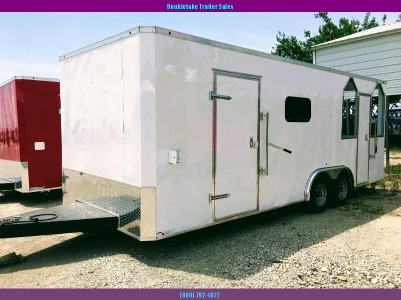 2019 Salvation Trailers SE8.522C Vending / Concession Trailer