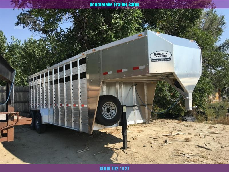 2019 Other DL20 Livestock Trailer