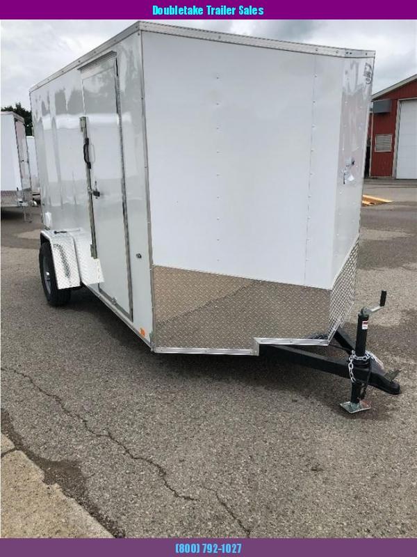 2019 Formula Trailers F6X12SI Enclosed Cargo Trailer