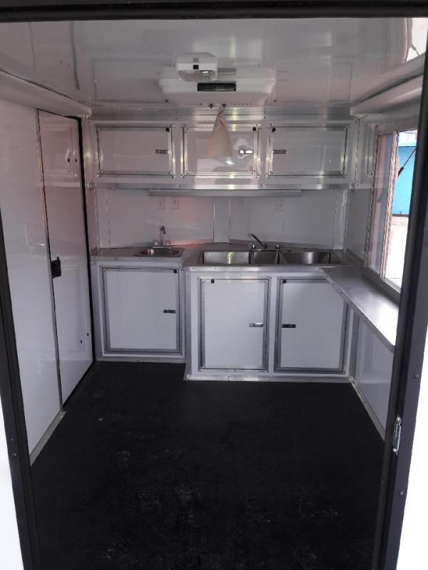 2019 Salvation Trailers S7X16TA Vending / Concession Trailer