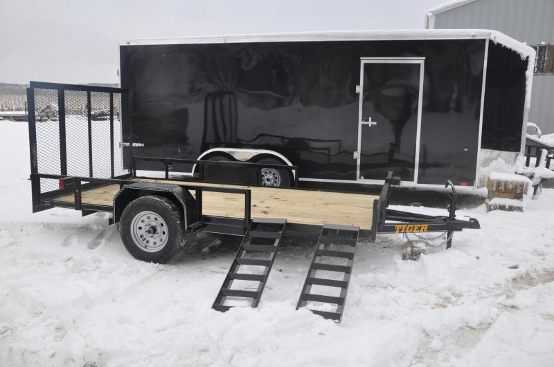 2019 Tiger T77X12S/A ATV Trailer