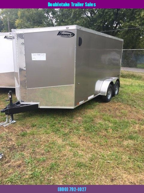 2019 Formula Trailers FSCBC7.0X14TE2FE Enclosed Cargo Trailer