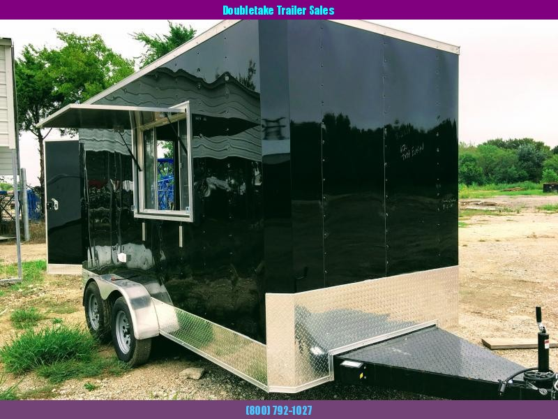 2019 Salvation Trailers 7X16TA Vending / Concession Trailer