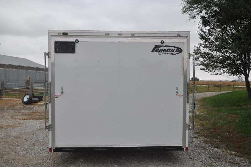 2019 Formula Trailers FSCAB8.5X20TE2 Enclosed Cargo Trailer